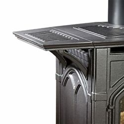 Empire Comfort Systems Csk-f Heritage Vfp Vent-free Cast Iron Stove Shelf Kit In