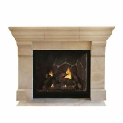 Tahoe Dv 36 Clean Face Traditional Mv Luxury Fireplace - Ng