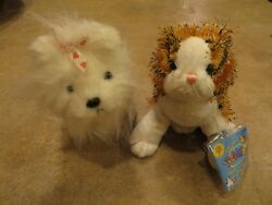 New Webkinz Lil' Kinz Alley Cat and Yorkie. New with Tags!