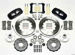 Wilwood Aero6 Front Truck Kit 14.25in For 97-03 Ford For F150 - Wil140-12824