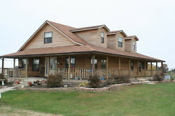$40000 equity- Springfield MO. 5 BD. 4 BA. 3744 SF. 2 Large shops. 3.5 acres