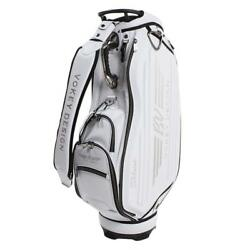 TITLEIST Golf Men's Caddy Bag VOKEY DESIGN CB8VW 9.5 x 47 inch 4.4kg White