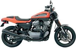 Bassani Road Rage 2-into-1 B1 Exhaust System Black Harley Sportster Xr 1200x