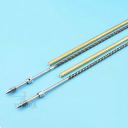 Rc Boat 6.35mm 1/4'' Flex Cable 690mm Brass Tube Plastic Pipe Drive Dog Prop Nut