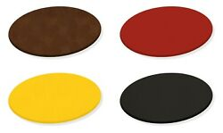 Lazy Susan 18 To 30 Round Colored Vinyl Turntable Game Boards Monitor Tv Plant