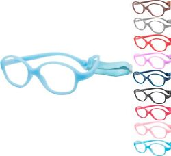 Kids Glasses Frame Eyewear Strap BOYS GIRLS Optical Eyeglasses 46 16 125 $17.99