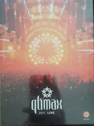 Qlimax 2011 Live Rare Deleted Dvd Music Documentary Videos Movie Brand New Oop