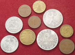 Small Collections Of Coins From Western Europe - Choose Country/ Era