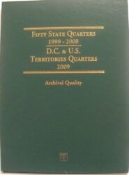 19992008 Fifty State, Dc And Territories Quarters56 Coinsfree Shipping...
