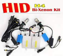 H4 9003 55W Hi-Low Beam No Error Canbus M1 XENON HID Kit For Toyota H