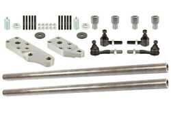 Ruffstuff Kingpin Dana 60 Complete Crossover And High Steer Kit Springless