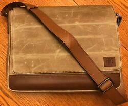 FRYE Men's Carter Messenger Accessory -ONE SIZE Backpacks Bags Briefcases