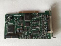 1pc Used Ni Pci-6733 Data Acquisition Card 187992e-01 High Speed Analog Output