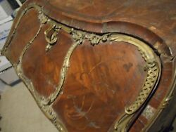LOUIS XV French Carved Desk Secretary c1750 Adrien Delorme Christie's Sotheby's