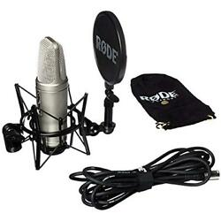 Vocal NT2A Anniversary Multi-Pattern Dual Condenser Microphone Package Musical