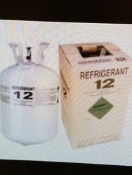 Aspen brand R12 Refrigerant 30lb  *pic is only generic* unopened sealed in box