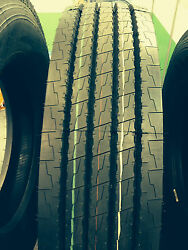 8 New 235/75r17.5 J/18 143/141 Steer All Position Hwy Truck Tire 23575175 366