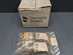 Lot of 7449 Dentsply Sirona 269-361-86 GAC Tube Convertible Orthodontic Brackets