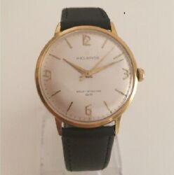 Orologio Watch Helbros Vintage Automatic Puw 1360