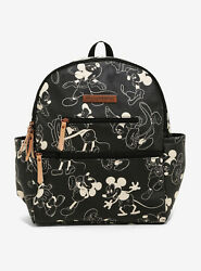 New Petunia Pickle Bottom Disney Mickey Mouse Ace Backpack Diaper Bag Pre-order