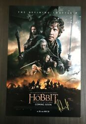 Richard Armitage Signed Autographed 12x18 Poster Photo The Hobbit 3