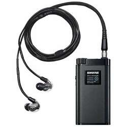 SHURE Canal type earphone for high resolution sound source KSE1500 SYS-J-P