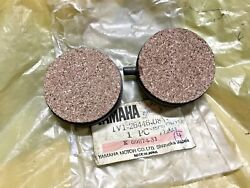 Yamaha 2strokes Rx100 Rx125 Rxk Rxs Front Disc Brake Pad New Aftermarket