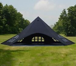 Commercial Wedding Event Stage Camping Beach Yard Pool Patio Star Stretch Tent