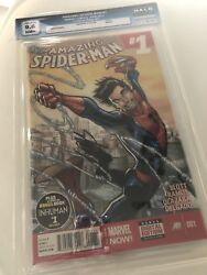 Amazing Spider Comic Signed By Stan Lee