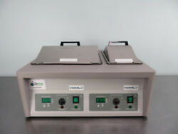 Vwr 1255 Dual Chamber Water Bath With Warranty See Video