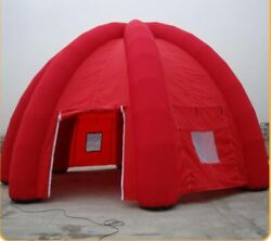 Inflatable Commercial Wedding Event Camping Yard Lawn Patio Marquee Dome Tent