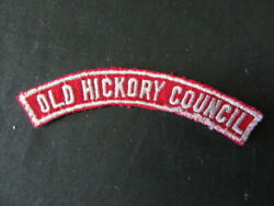 Old Hickory Council Randw Community Strip   C60