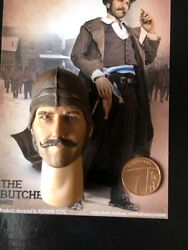 Redman Toys Gangs Of New York Bill The Butcher Head Sculpt Loose 1/6th Scale