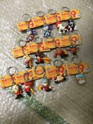 Cyborg 009 Lot of 13 types key holder charm from JAPAN