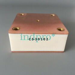 New Cs-30102 1.0uf 500v Solid State Film High Frequency Water Cooled Capacitor