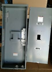 P1200s Square D Molded Case Circuit Breaker Enclosure Type 1 From 600 To 1200amp