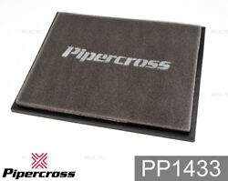 Pipercross Pp1433 Performance High Flow Air Filter Alternative To 33-2766