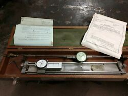 Tinius Olsen Dial-type Wire Extensometer And Federal Dial-type Extensometer