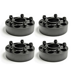 4x 50mm 2 Inch Hubcentric Alloy Wheel Spacers 5x130 Fit Mercedes W460 G Wagen