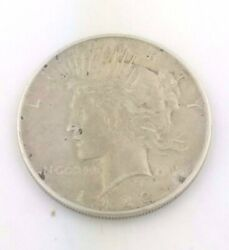 1922 United States Of America Liberty Peace Silver Dollar Coin 90 Silver