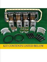 Bok515 3054 C/e For Caterpillar Major Engine Overhaul Kit Rc-85 554b Rp977452