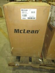 Mclean Sealed Enclosure Outdoor Air Conditioner N280416g102, Stainless Housing