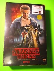 Stranger Things Complete Season One 1 Blu-RayDVD Target Collector's Edition NEW