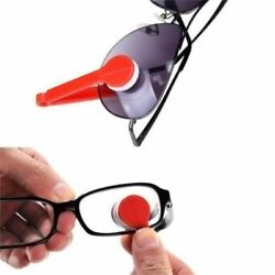 Spectacles Cleaner Brush Two-side Sunglasses Brush Eyeglass Cleaning Tool