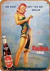 Metal Sign - Red Rock Cola - Vintage Look Reproduction 2