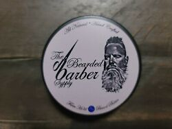 The Bearded Barber Supply True Beard Butter Balm FIRM HOLD All Natural