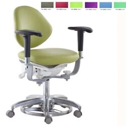 New Style Microscope Dynamic Chair Medical Seat Dentist Chair Foot Controlled