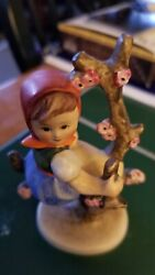 Hummel Figurines West Germany Springtime