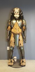 Predator Custom Made 7' Movie Prop Metal Armor Costume