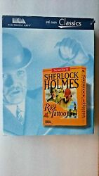 Vintage Sherlock Holmes The Case Of The Rose Tattoo Big Box Edition